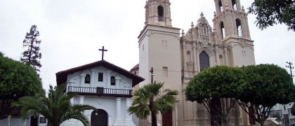 The Mission Dolores